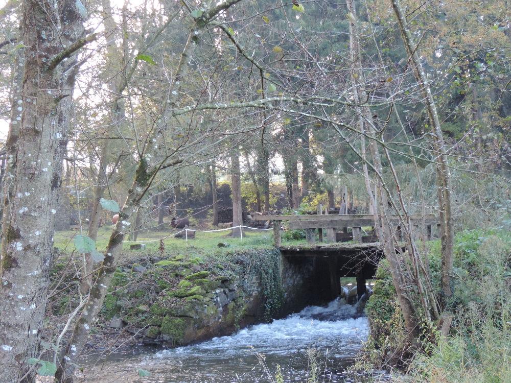 Le moulin d'Yot