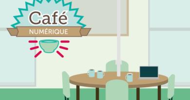 Café numérique, chaque mercredi soir !
